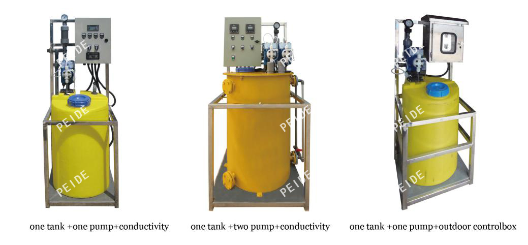 chemical dosing system10