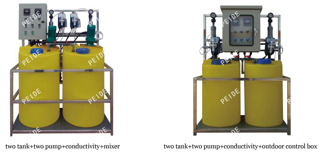 chemical dosing system13
