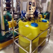the installation of chemical dosing system4