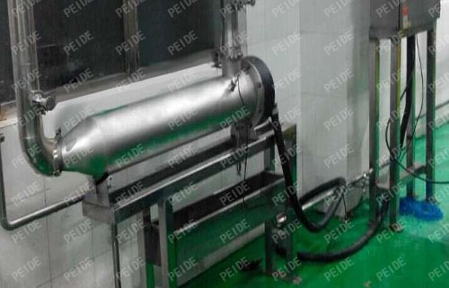 installation of UV sterilizers2