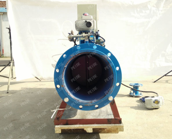 The side of the dynamic ionization release water processor