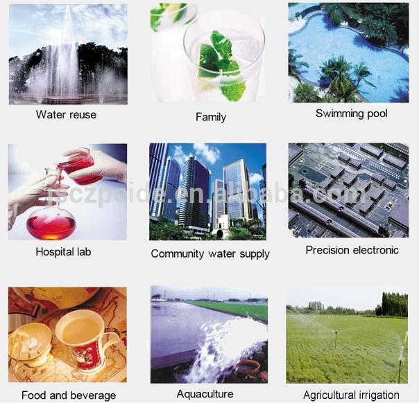 application of UV Sterilizer