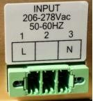 3kw ballast input port