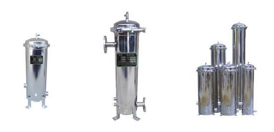 cartridge filter housing 1
