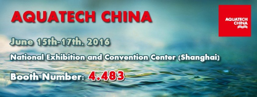 AQUATECH CHINA 2016