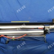 pneumatic cleaning UV sterilizer
