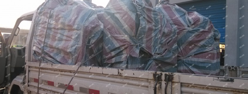 packing of hydrocyclone sand separator
