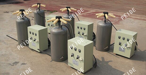 water tank sterilizer