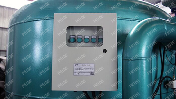 electric Box of sand filter