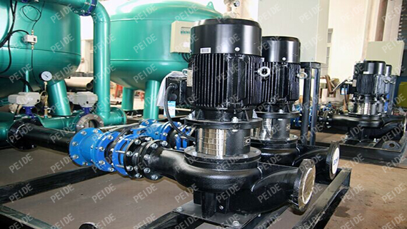 water pump of sand filter