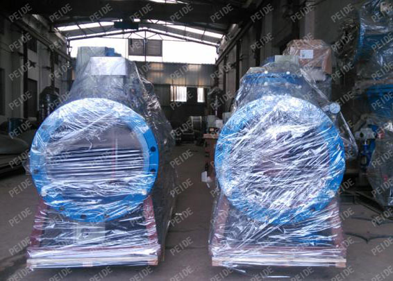 packing of the dynamic ionization release water processor1