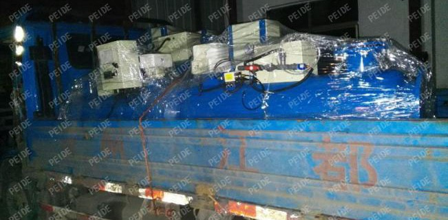 packing of the dynamic ionization release water processor2