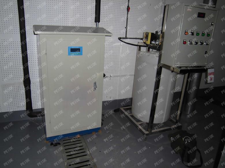 vacuum deaerator case1