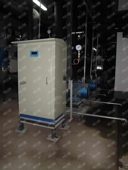 vacuum deaerator case4