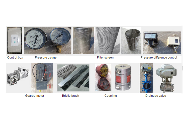 automatic-brush-filter-regular-spare-parts