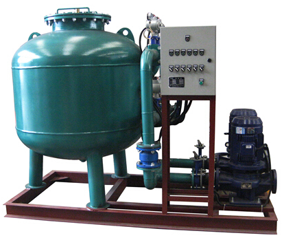 sand-filter-with-water-enters-from-side