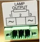 3kw ballast lamp output