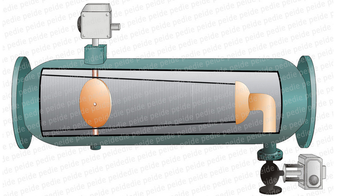 auto-back-wash-and-manual-screen-filter-inner-structure