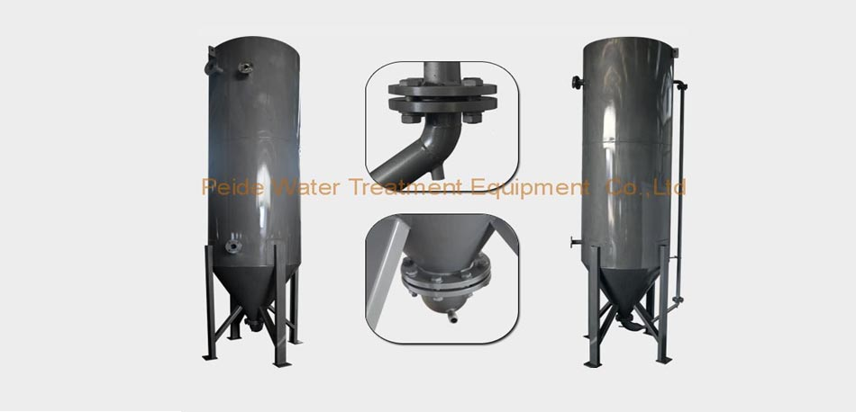 Continuous sand filter 2